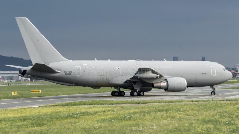 KC767A Aeronautica Militare MM62229 库存图片