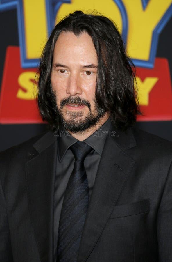 Keanu Reeves стоковое изображение