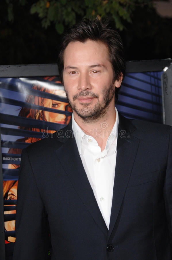 Keanu Reeves foto de stock royalty free