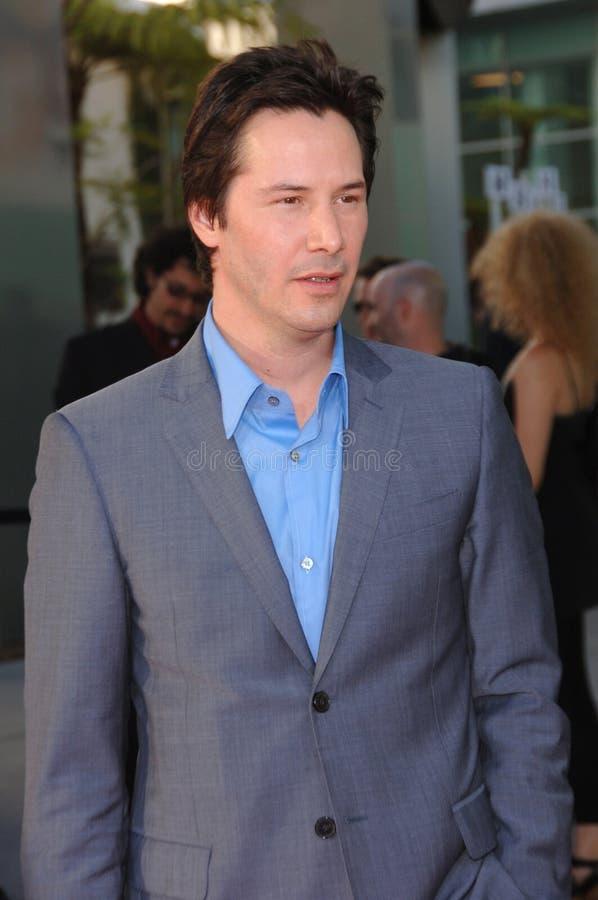 Keanu Reeves stock image