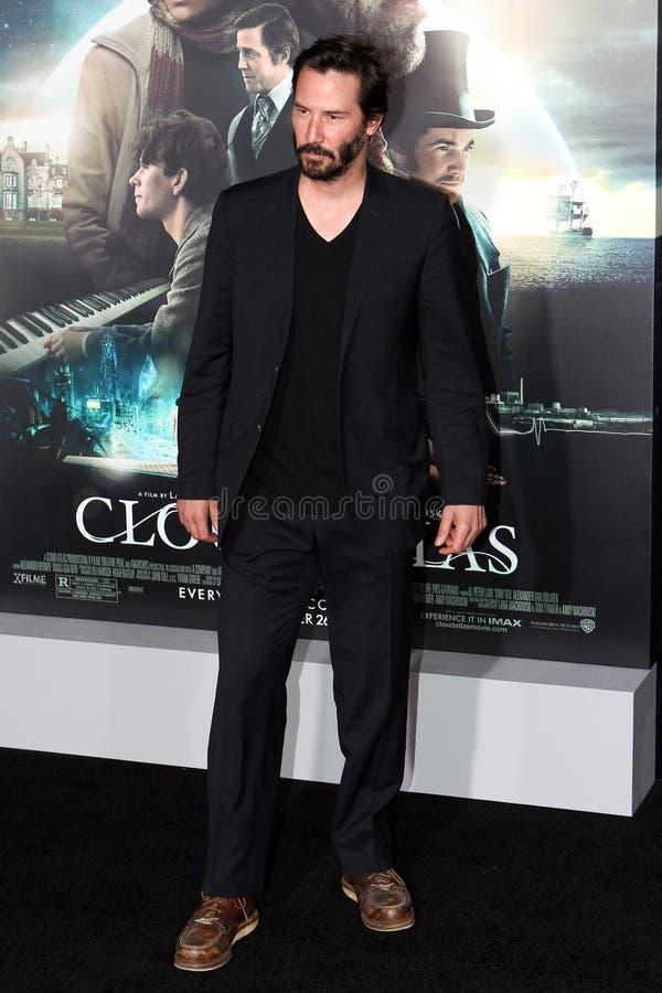 Keanu Reeves imagem de stock royalty free