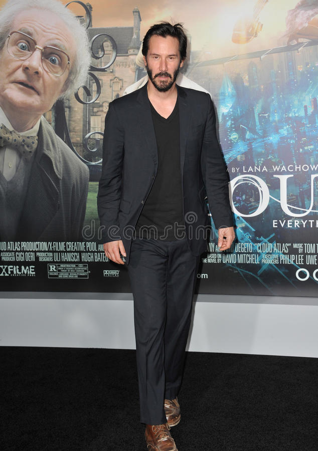 Keanu Reeves стоковая фотография
