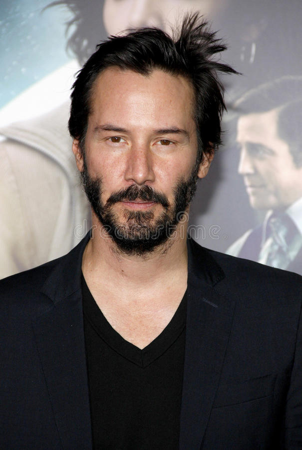 Keanu Reeves stock images
