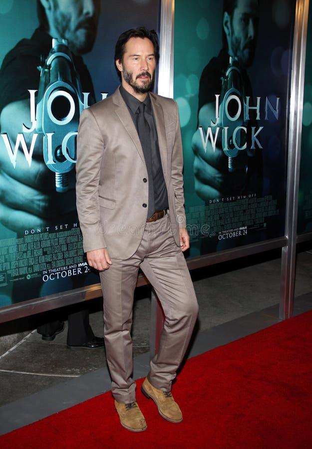 Keanu Reeves stock photo