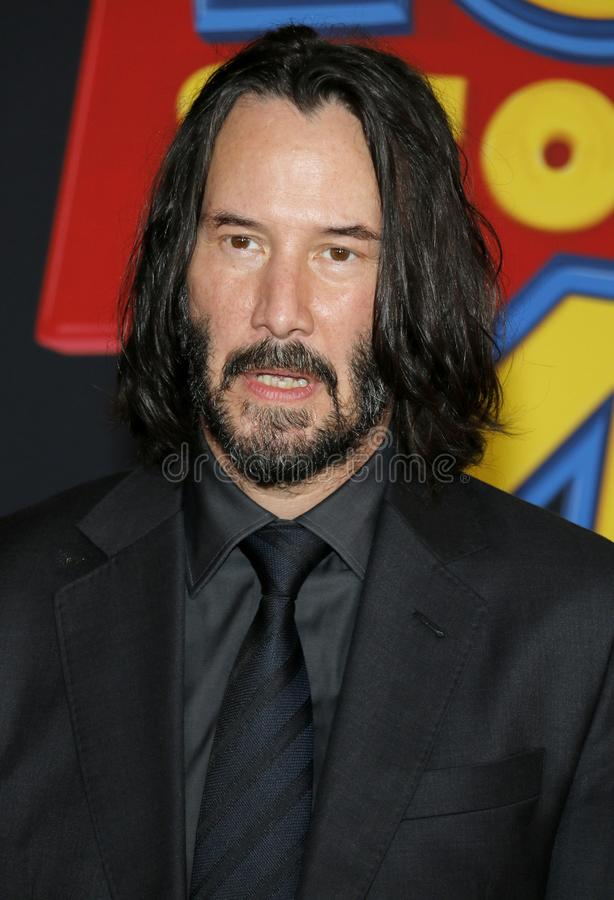 Keanu Reeves foto de stock royalty free