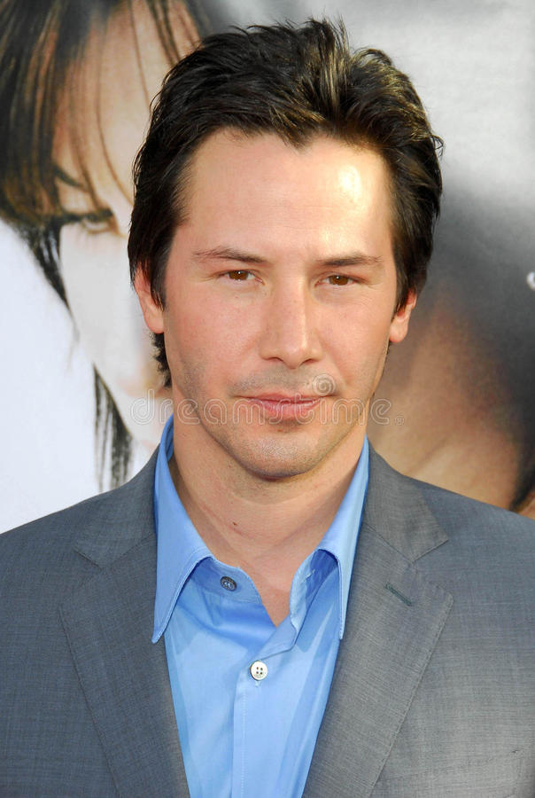 Keanu Reeves. At the premiere of 'The Lake House'. Cinerama Dome, Hollywood, CA. 06-13-06 stock images