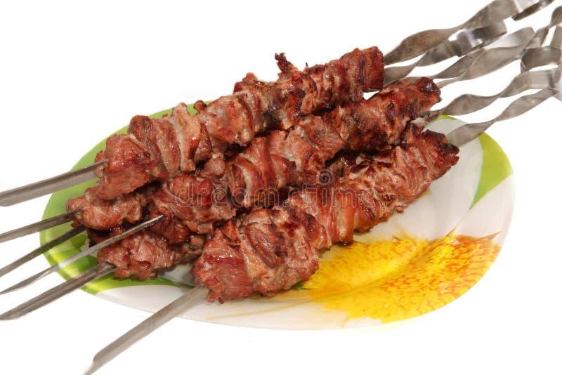 kebab羊羔 库存图片