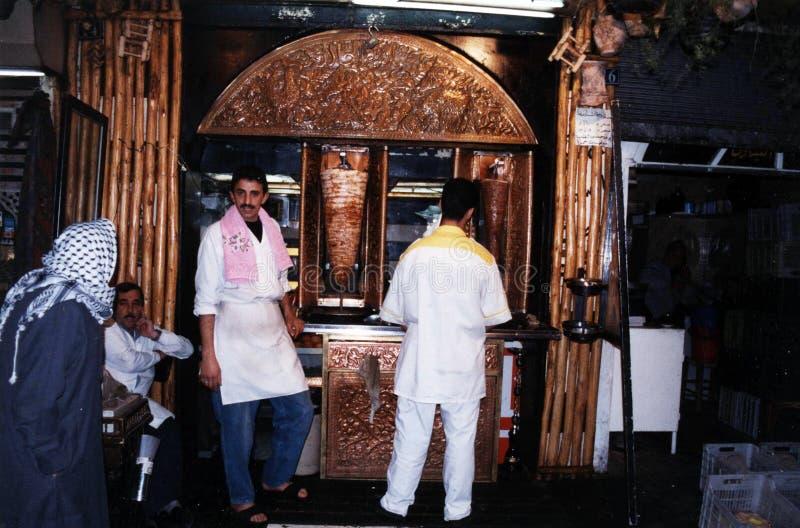 Kebab Дамаска стоковая фотография rf