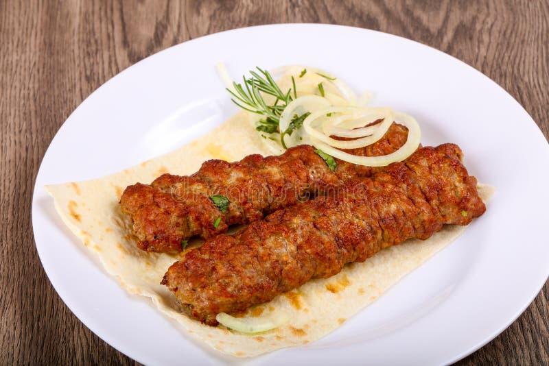 Kebab fotografia royalty free
