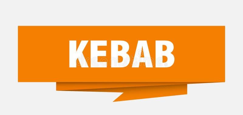 Kebab royalty ilustracja