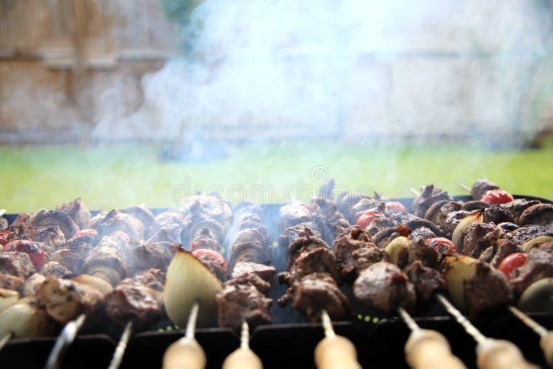 Kebab royalty-vrije stock foto