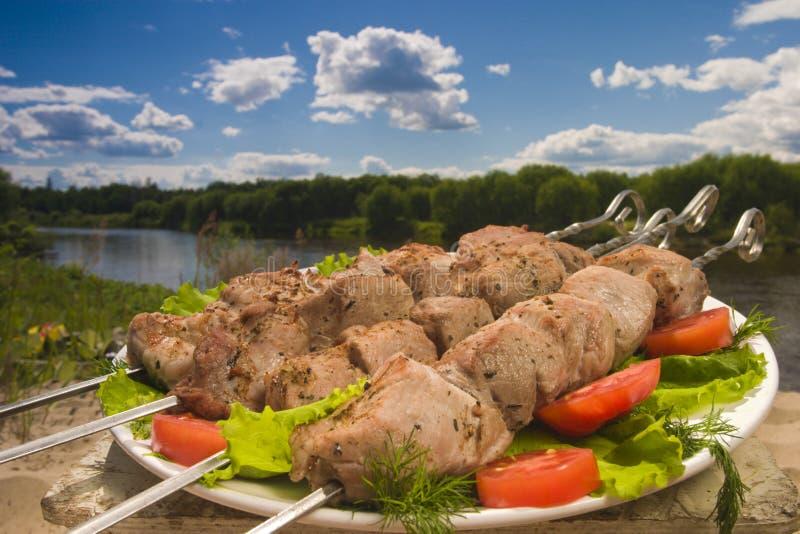 kebab obrazy stock