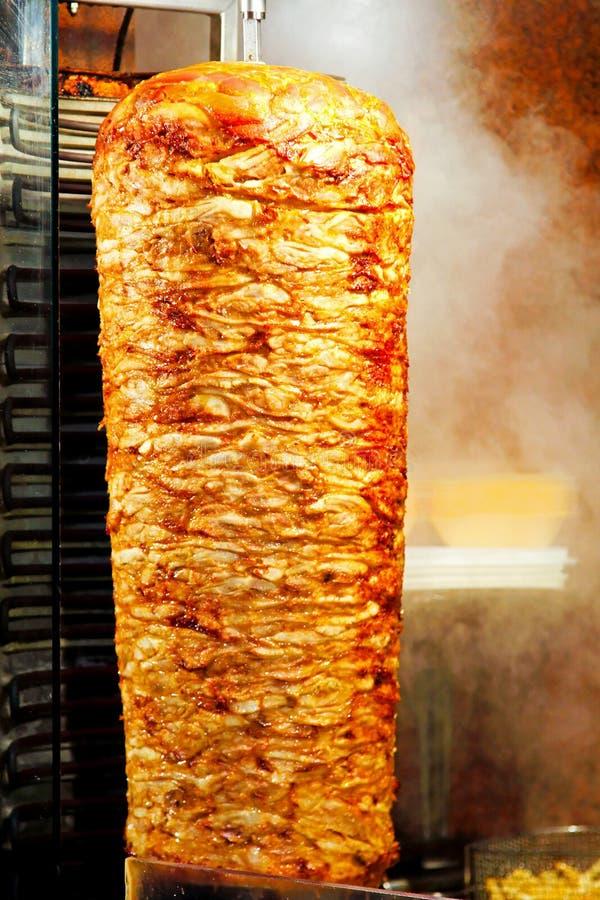 kebab obraz royalty free