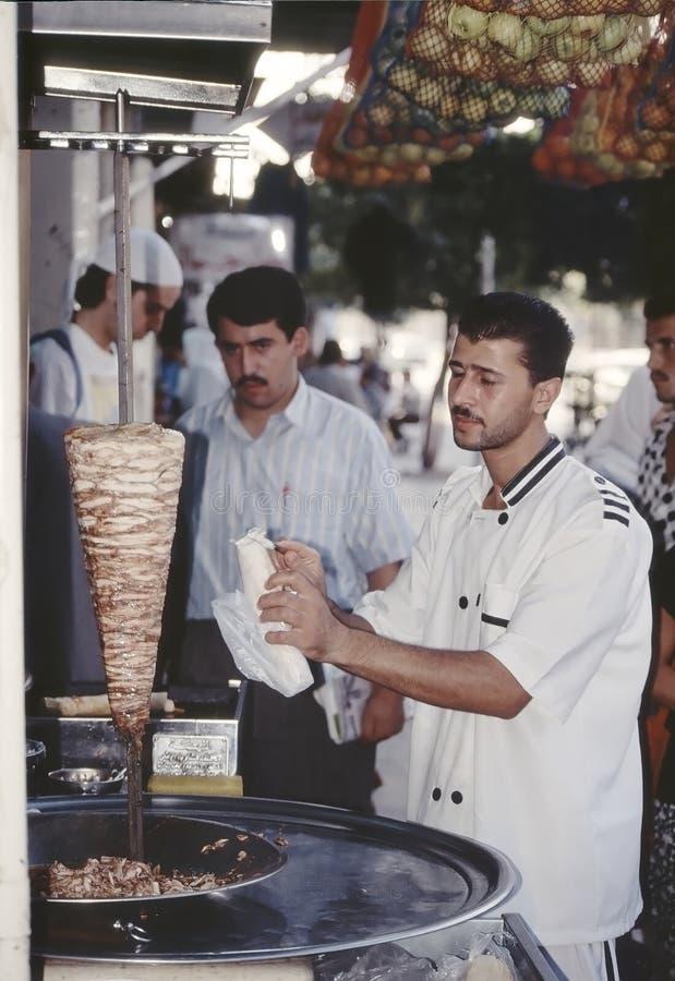 Kebab stock foto's