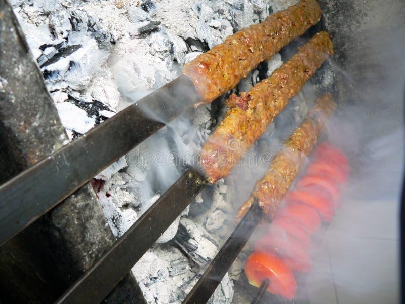 kebab στοκ εικόνες με δικαίωμα ελεύθερης χρήσης