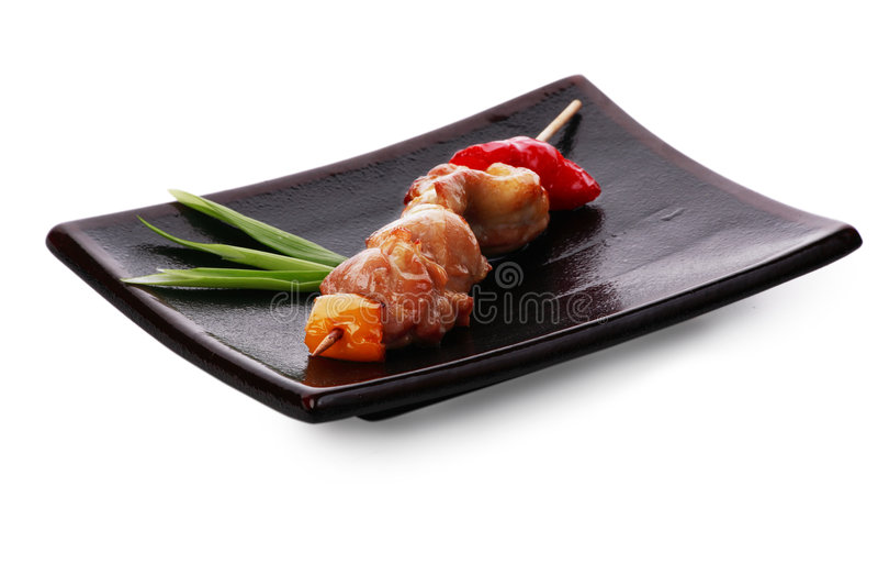 Kebab foto de stock
