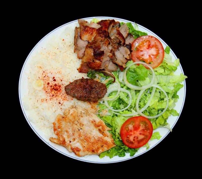 kebab lizenzfreie stockfotografie