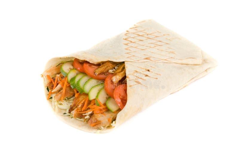 Kebab de Doner fotos de stock