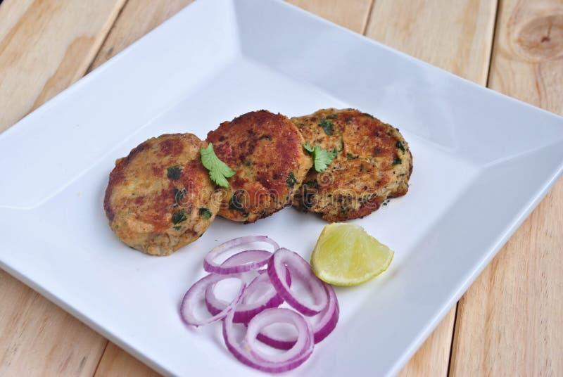 Kebab de Shammi foto de archivo