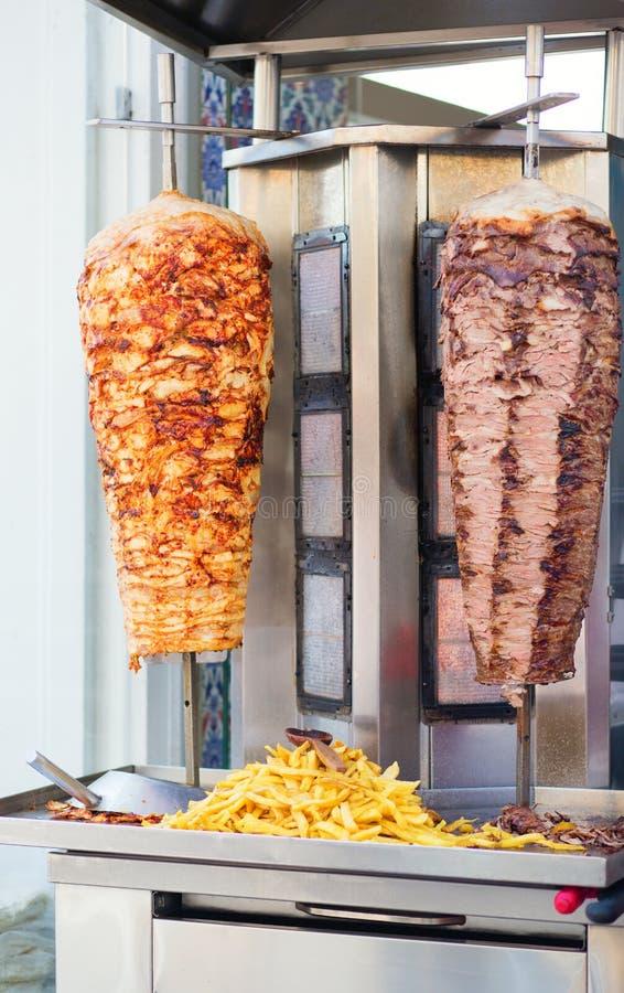 Kebab Doner стоковые изображения