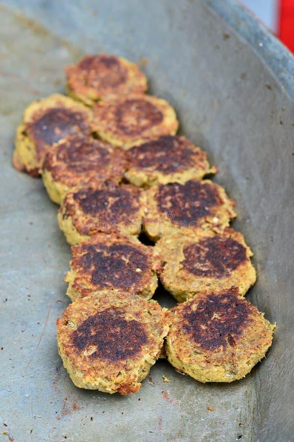 Kebab Galouti стоковые изображения