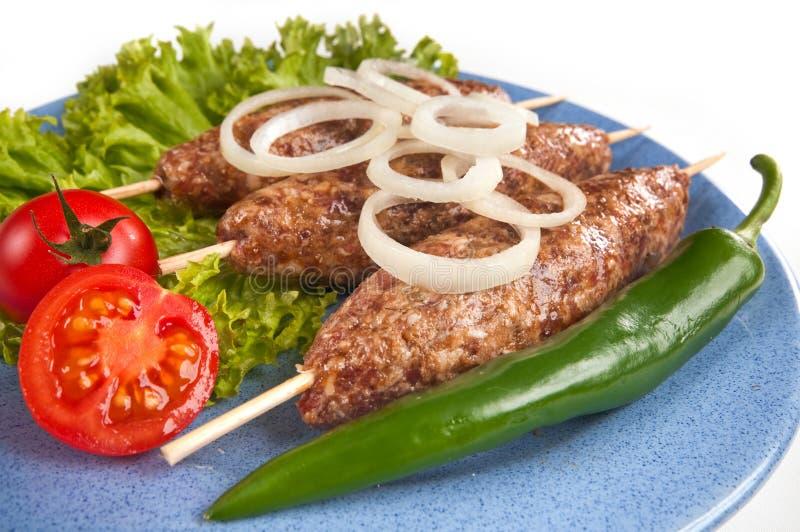 kebab ljulja 库存照片