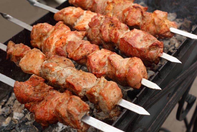 kebab shish obraz stock