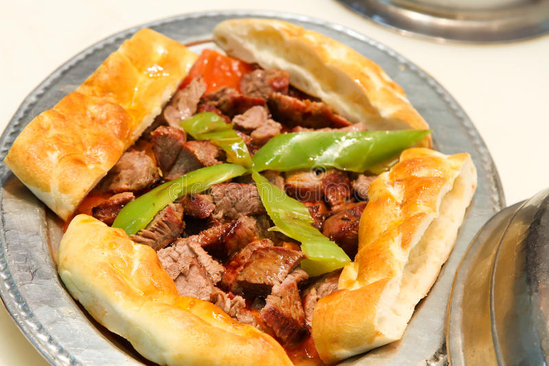 Kebab turco fotos de stock