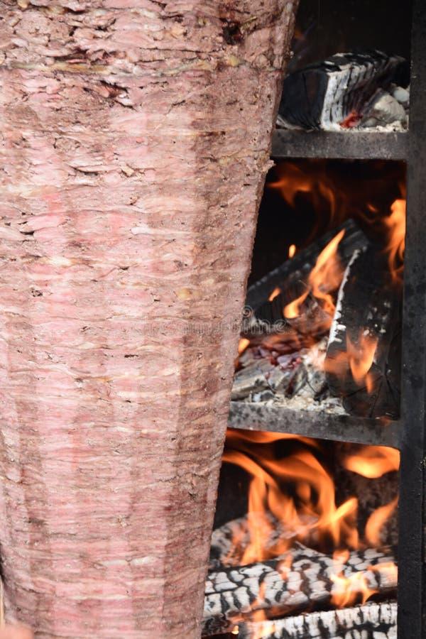 Kebab turco do doner fotos de stock royalty free