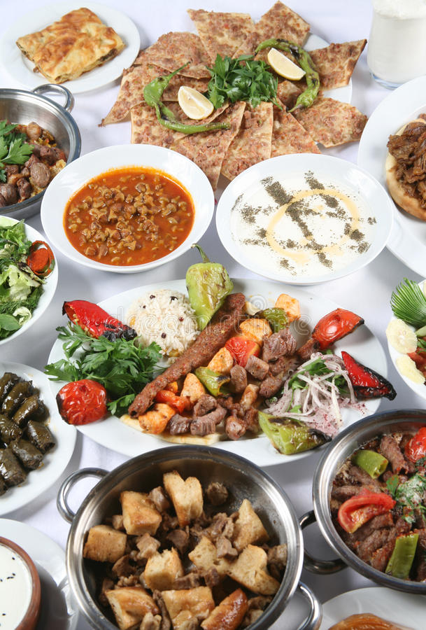 kebab turkish zdjęcie stock