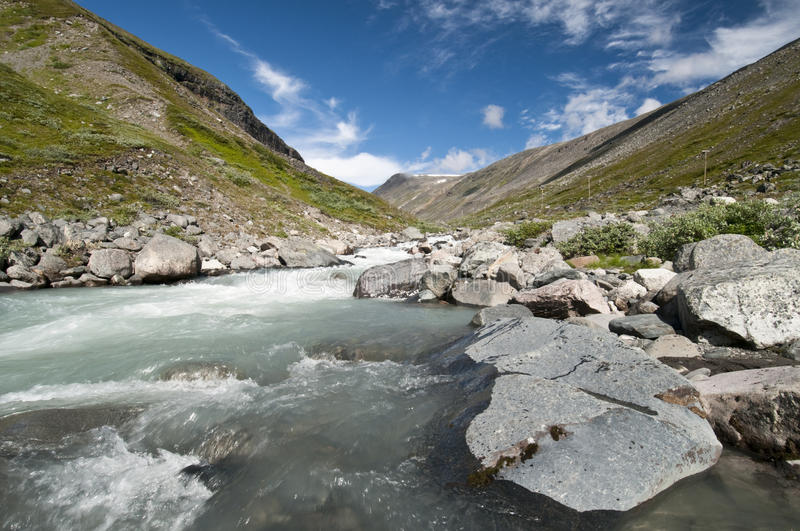 Download Kebnekaise National Park stock photo. Image of mountain - 15602112