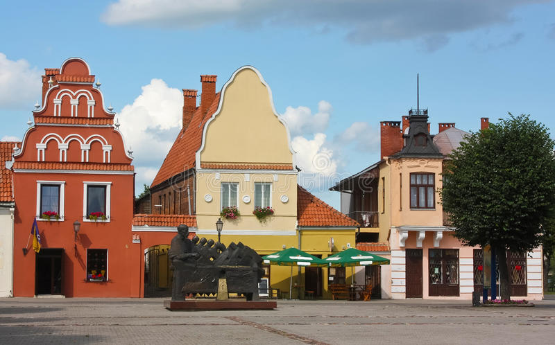 Kedainiai,lithuania stock photography
