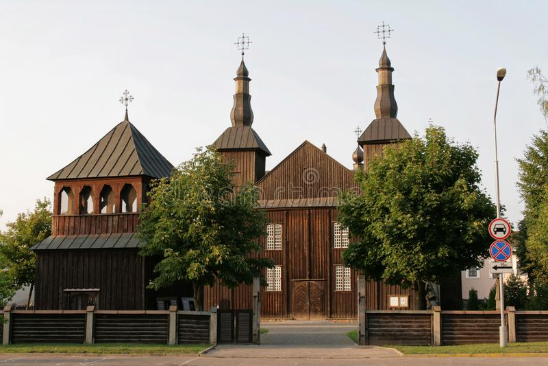 Kedainiai, Lithuanie - une des villes les plus anciennes en Lithuanie image libre de droits