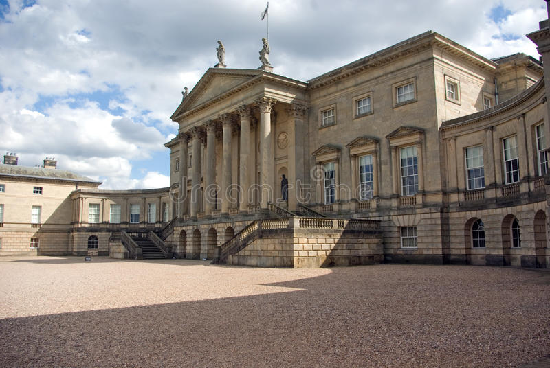 Kedleston Hall photo stock
