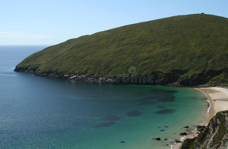Download Keem Bay, Achill Island stock image. Image of observation - 21008055
