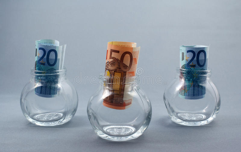 Keep the money royalty free stock photo