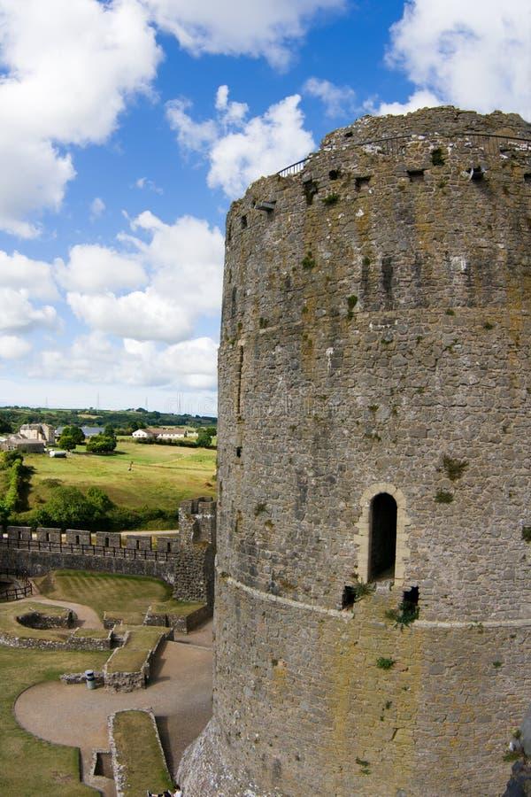 Free Keep Of Pembroke Castle Stock Photography - 1369252