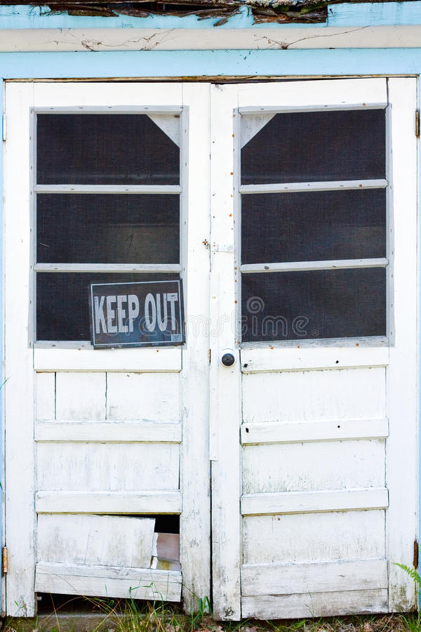 Download Keep Out Royalty Free Stock Image - Image: 10422696