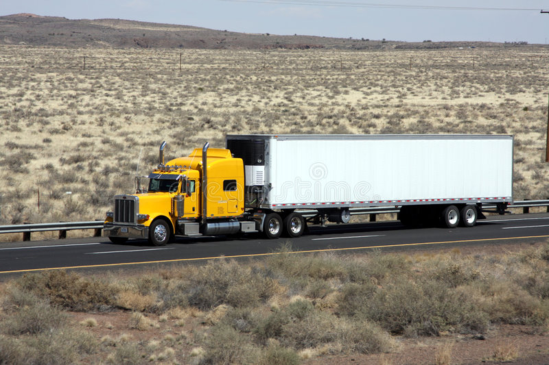 Download Keep On Trucking Stock Images - Image: 6944344