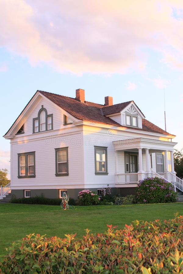 Download Keepers residence stock photo. Image of historic, house - 15776412