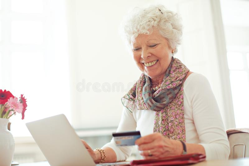 Download Keeping Up With Technology stock photo. Image of mature - 31800076
