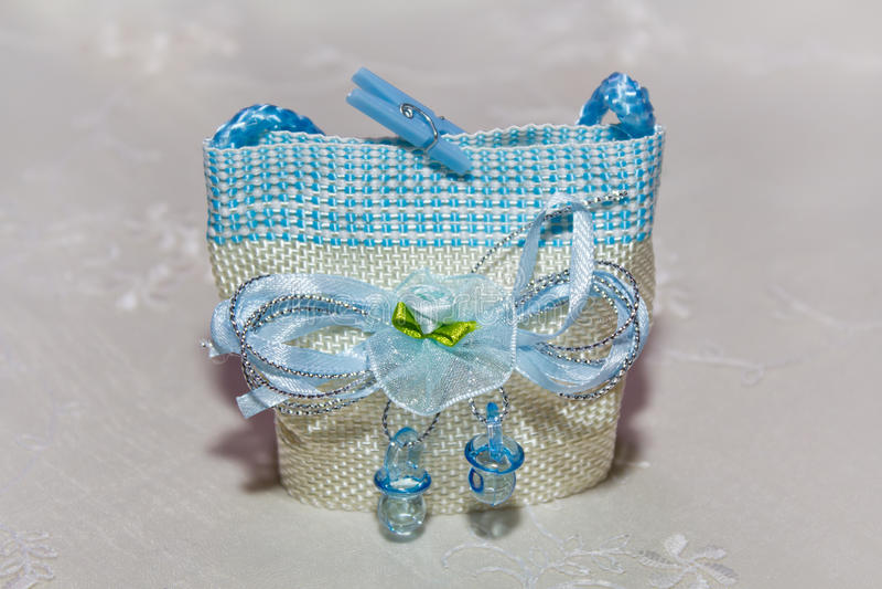 keepsake подарка christening стоковая фотография rf