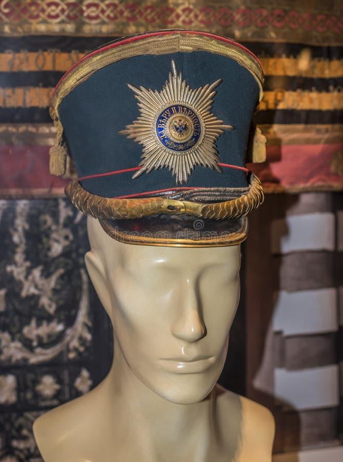 Keever starszy funkcjonariuszi życie strażników pułk Finlandia obraz royalty free