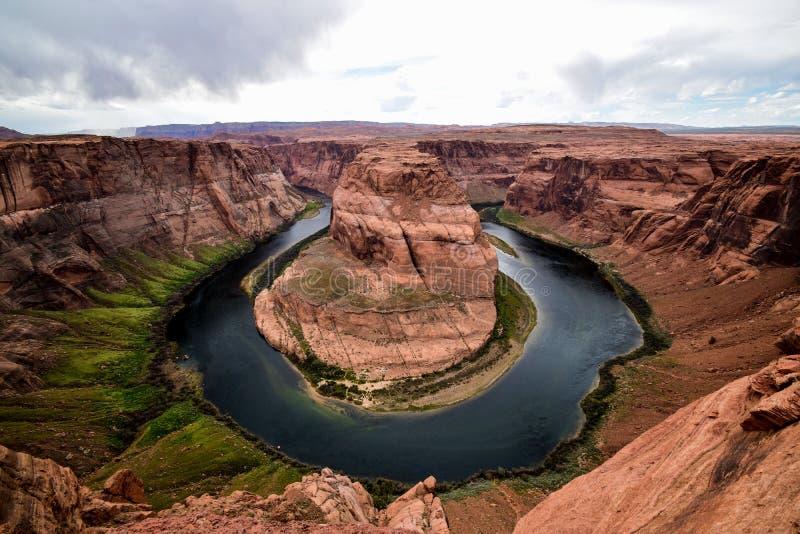 Kehre, Seite, Arizona, USA stockfoto