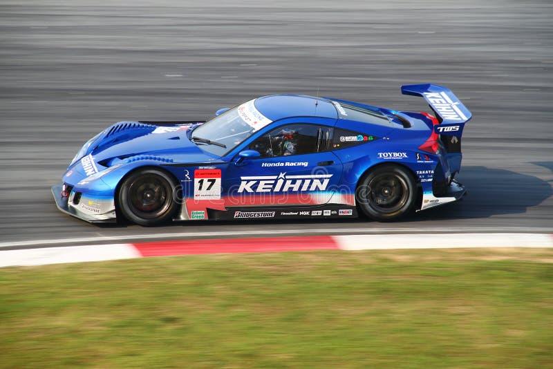 Keihin Honda 17, SuperGT 2010 royalty-vrije stock fotografie