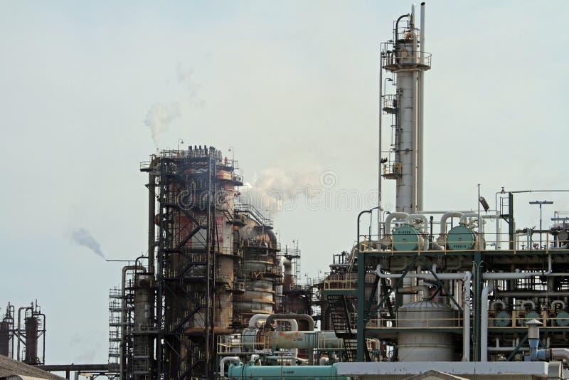 Keihin industriområde arkivfoto