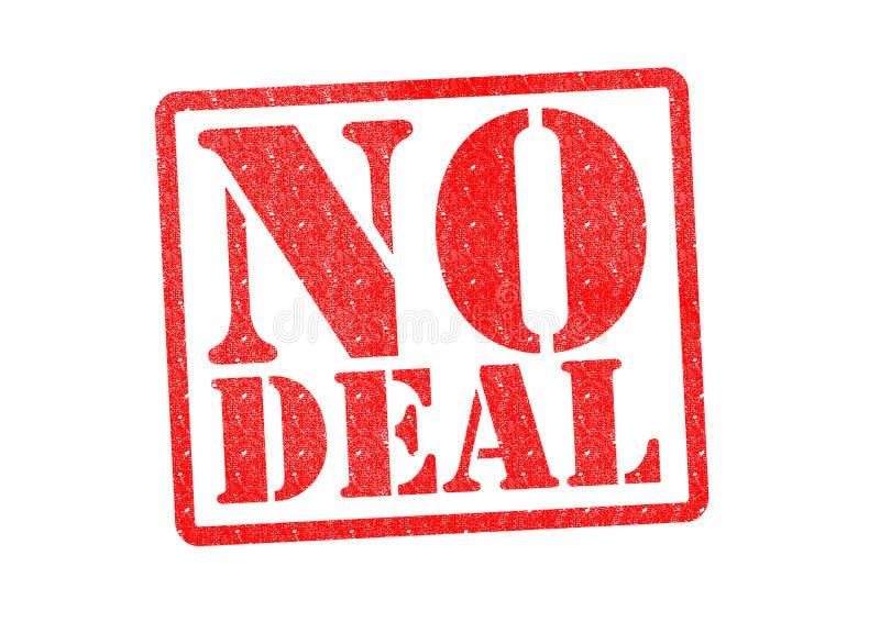 Kein Abkommen stockbild