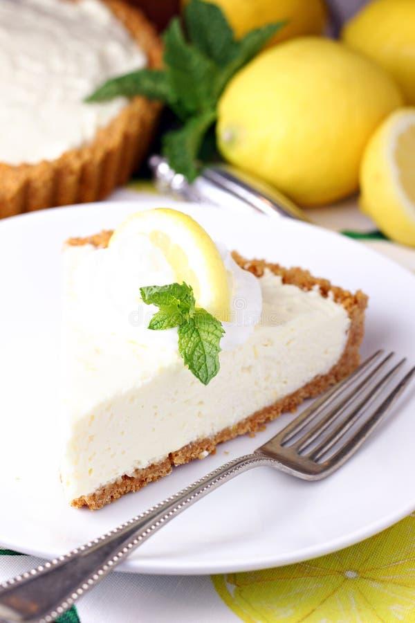 Kein Bake-Zitronenfleisch lizenzfreie stockfotografie