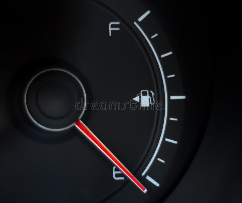 Kein Brennstoffdetektor lizenzfreies stockbild