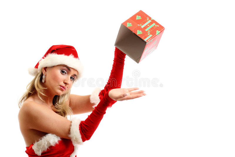 Kein Geschenk stockfotografie